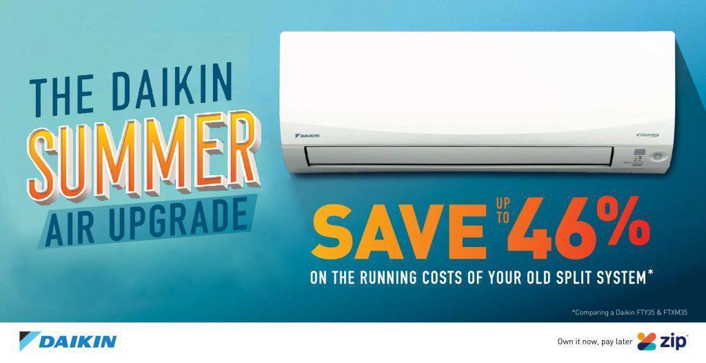 FREE My Air 5 Upgrade | Wahoo Airconditioning Promo